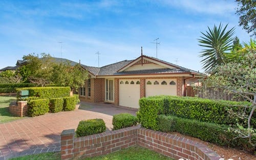 100 Sanctuary Drive, Beaumont Hills NSW 2155