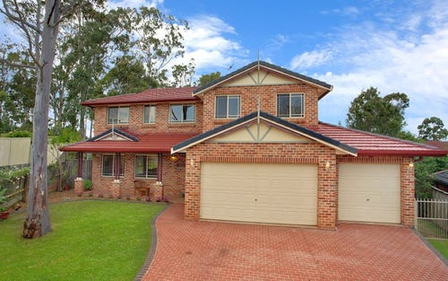8 Lilla Place, Quakers Hill NSW 2763