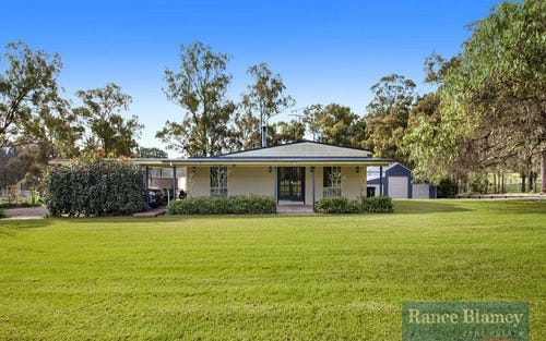 133 Hanckel Road, Oakville NSW 2765