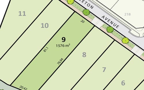 Lot 9 Mapleton Avenue, Kellyville NSW 2155