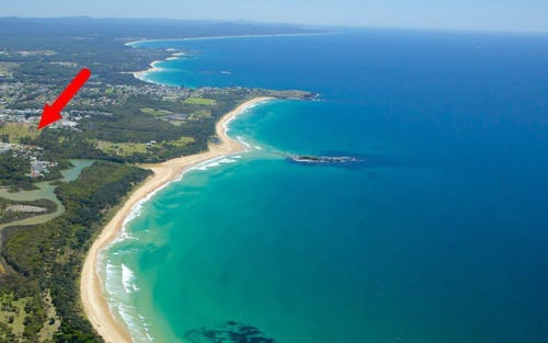 Woopi Beach Estate/ Cnr Hearnes Lake Rd & Solitary Islands Way, Woolgoolga NSW 2456