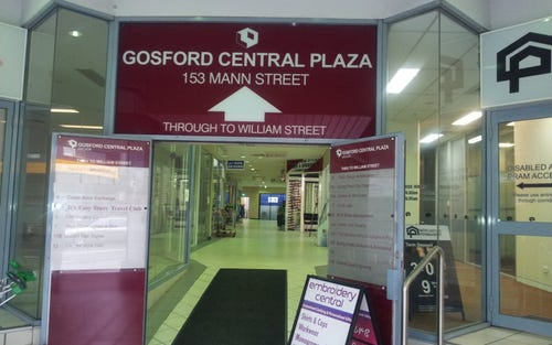 shop5/153 Mann Street, Gosford NSW 2250