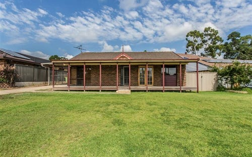 81 Warburton Crescent, Werrington County NSW 2747