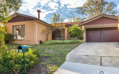21 McConnel Crescent, Kambah ACT