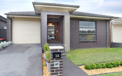 34 Rafter Parade, Ropes Crossing NSW 2760