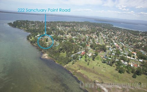 222 Sanctuary Point Road, Sanctuary Point NSW 2540
