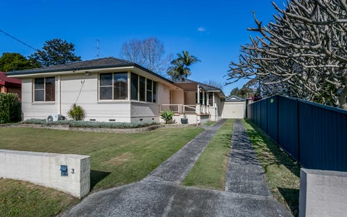 3 Ninth Avenue, Toukley NSW