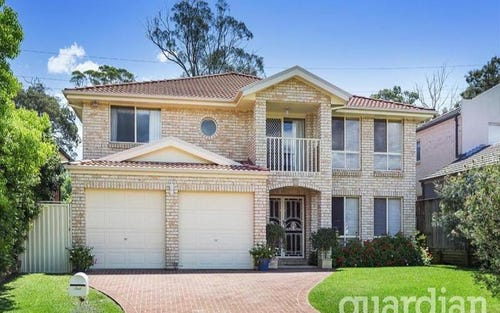 43 Patya Circuit, Kellyville NSW 2155