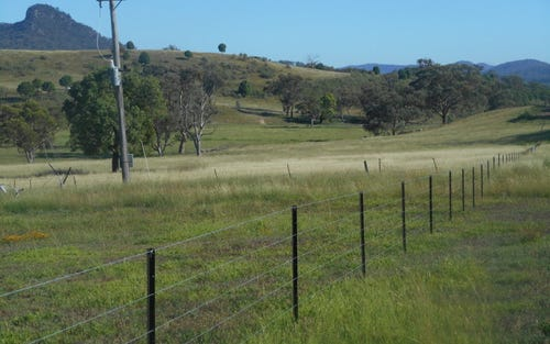 Lot 36 Bylong Valley Way, Bylong via Mudgee, Mudgee NSW 2850