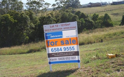 L12 Brenchley Circuit, CROSSLANDS, Wauchope NSW 2446