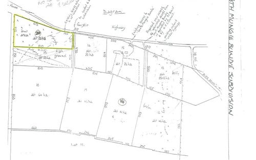 Lot 20, South Mungie Bundie, Moree NSW 2400