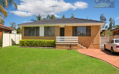 58 Ridgeway Crescent, Quakers Hill NSW 2763