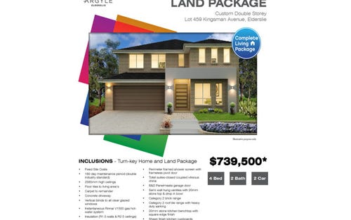 Lot 459 Kingsman Avenue, Elderslie NSW 2570