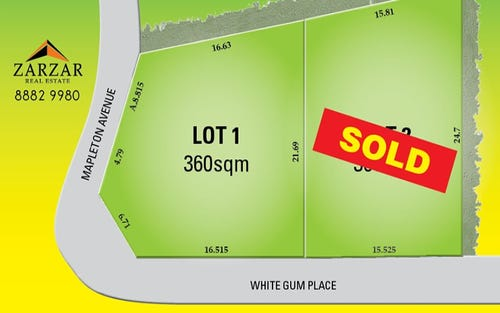 Lot 1, 110 White Gum Place, Kellyville NSW 2155