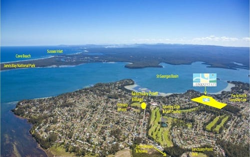 Lot 322, Links Avenue, Sanctuary Point NSW 2540