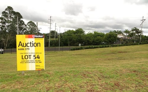 Lot 54 Acacia Avenue (Stage 4), Goonellabah NSW 2480