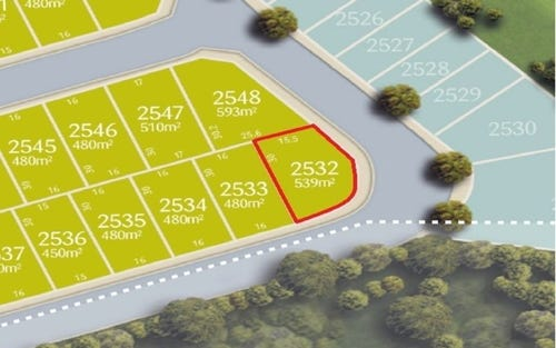 Lot 2532 Proposed Road | Stonecutters Ridge, Colebee NSW 2761