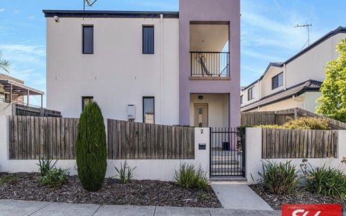 2 Peters Street, Gungahlin ACT