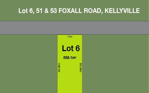Lot 6, 51 & 53 Foxall Road, Kellyville NSW 2155