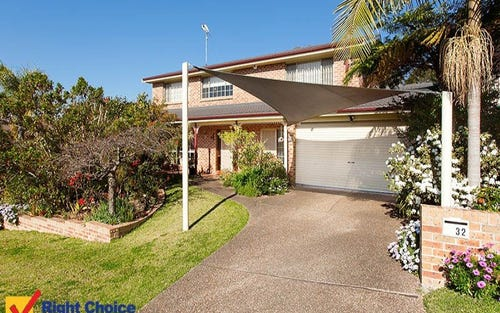 32 Murrogun Crescent, Cordeaux Heights NSW 2526