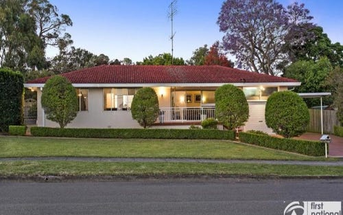 10 Lomond Crescent, Winston Hills NSW 2153