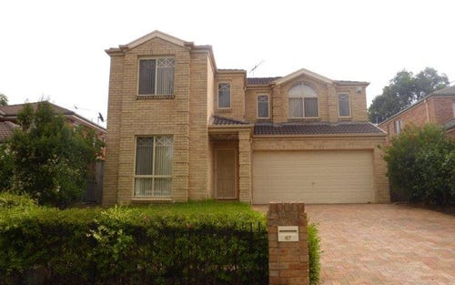 47 Greendale Terrace, Quakers Hill NSW