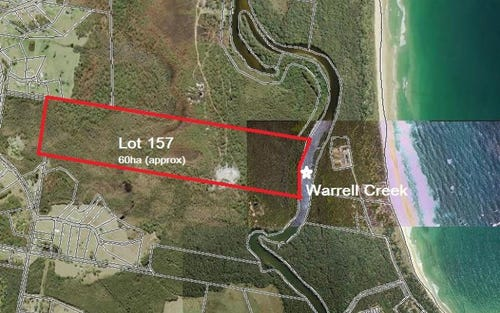 Lot 157 Warrell Waters Road, Gumma NSW 2447