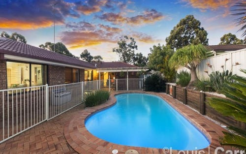 18 Benbury St, Quakers Hill NSW 2763