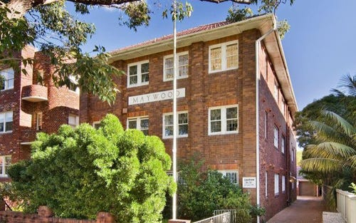 4/21 Newcastle St, Rose Bay NSW
