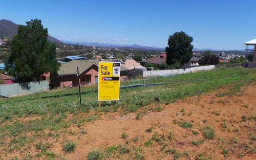 Lot 15, 'Bellevue Estate' Oliver Street, Tamworth NSW 2340