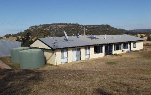 1197 Cullingral Road, Merriwa NSW 2329