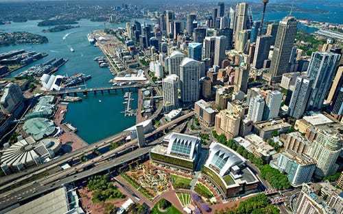 Address available on request, Darling Harbour NSW 2000
