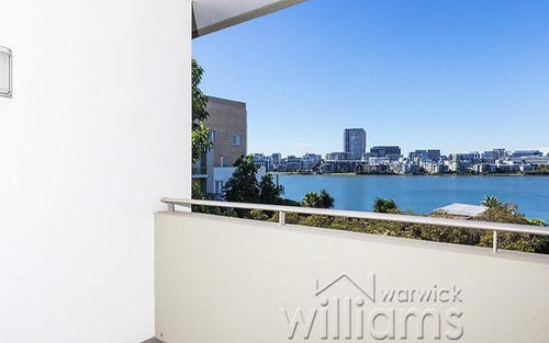 Bellagio 414/16 Marine Parade, Wentworth Point NSW 2127
