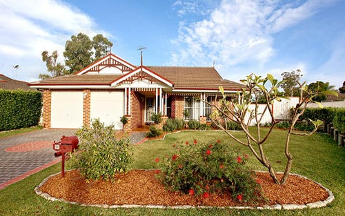 16 Barrett Place, Cranebrook NSW 2749