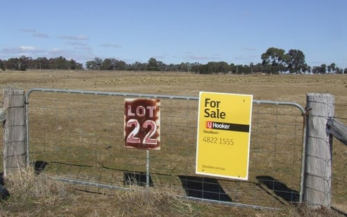 Lot 22 Maclura Drive, Marulan NSW 2579