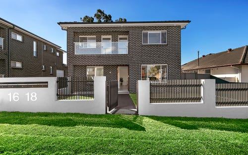 4/16 Forrest Rd, Ryde NSW 2112
