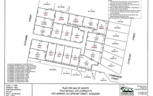 Lot 12 ''Jomagi Estate'' Slocombe Street, Goulburn NSW 2580