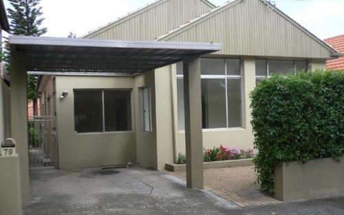79 Botany Street, Randwick NSW
