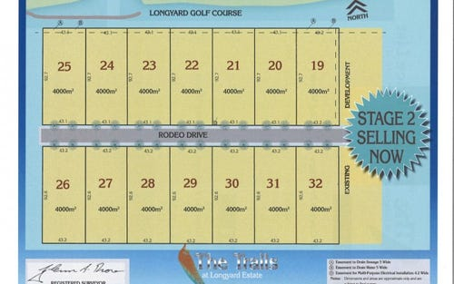 Lot 19 The Trails- Longyard Estate, Tamworth NSW 2340