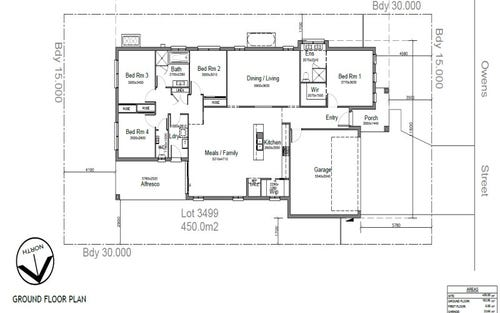 Lot 3499 Spring farm, Spring Farm NSW 2570