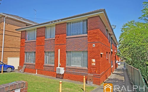 4/4 Shadforth Street, Wiley Park NSW 2195