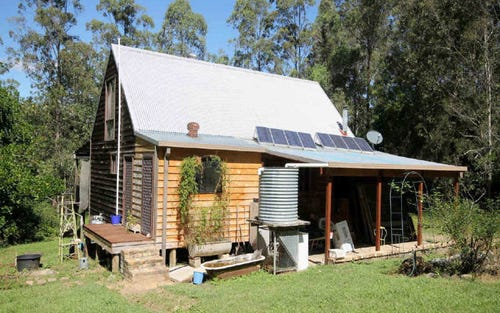 482 Wombat Creek Road, Upper Copmanhurst NSW 2460