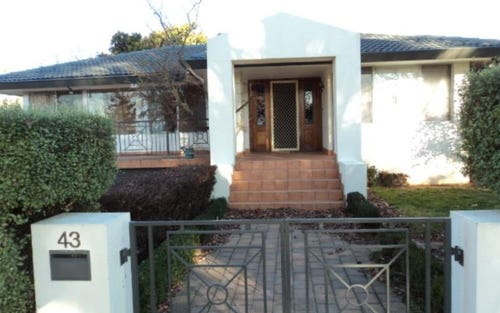 43 Investigator Street, Red Hill ACT