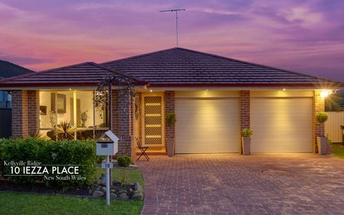 10 Iezza Place, Kellyville Ridge NSW 2155