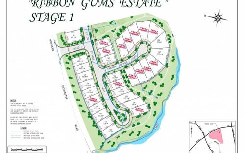 Stage 1 Ribbon Gums Estate, Orange NSW 2800