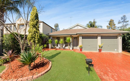 17 Exbury Road, Kellyville NSW 2155