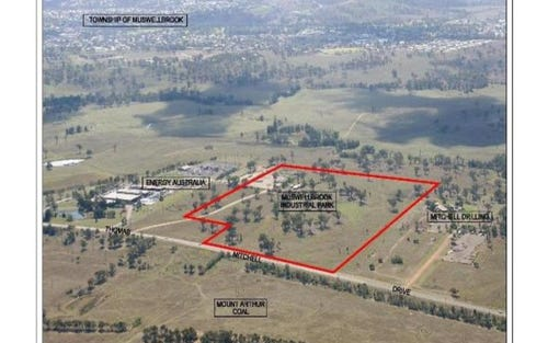 Lot 12 Enterprise Crescent, Muswellbrook NSW 2333