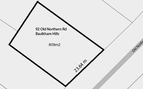 92 Old Northern Road, Baulkham Hills NSW 2153