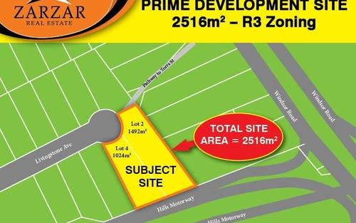 2-4 Livingstone Avenue, Baulkham Hills NSW 2153