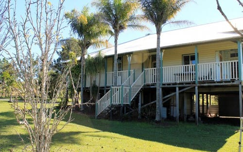 318 Upper Stratheden Road, Kyogle NSW 2474